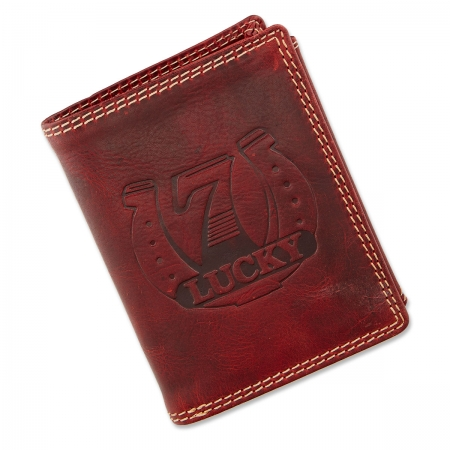 LEATHER WALLET NC 004168
